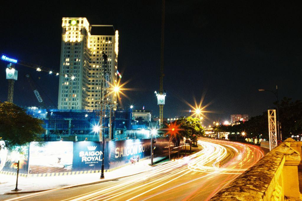 Saigon 5 by Nguyen Thi Minh Hue