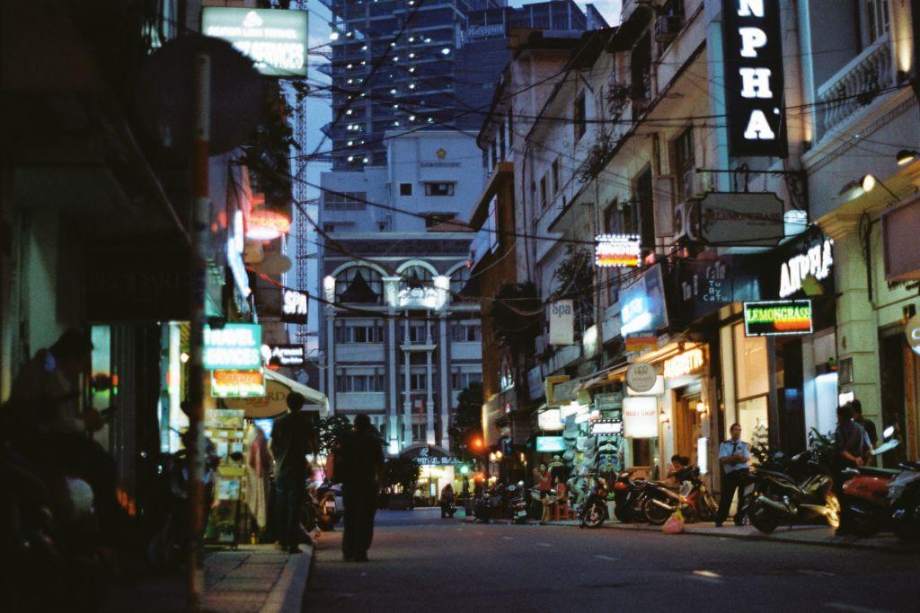Saigon 3 by Nguyen Thi Minh Hue