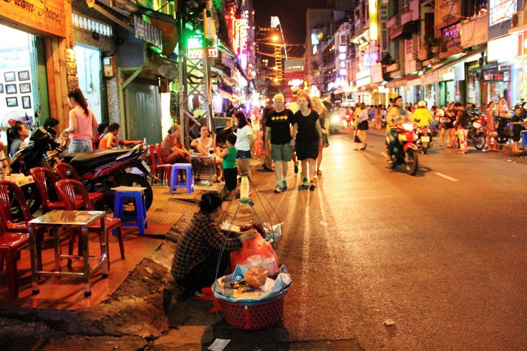Saigon 8 by Nguyen Thi Minh Hue